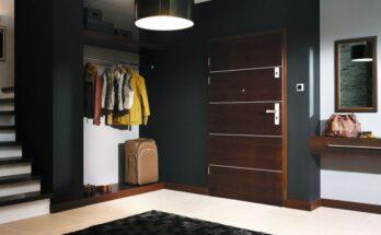 Drzwi akustyczne do mieszkania