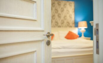 Drzwi szklane czy pełne do sypialni?