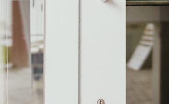 Dobre drzwi ze szkła hartowanego