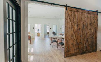 Drzwi przesuwne do małych mieszkań