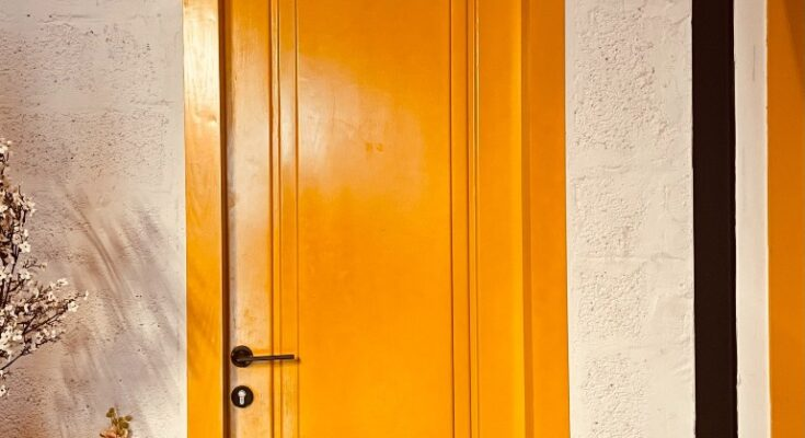 Drzwi akustyczne idealne do mieszkania