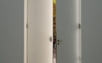 NAjlepsze drzwi dwuskrzydłowe