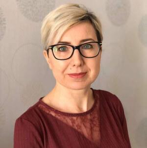 specjalista obsługi Kamila Peciak
