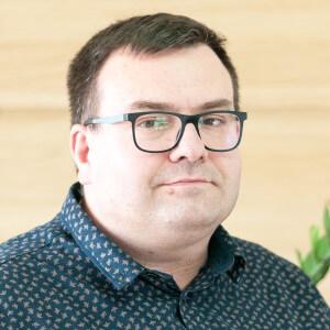specjalista obsługi Michał Bardecki